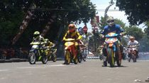 Pembalap Belia 10 Tahun Ikuti Kejuaraan Road Race di Probolinggo