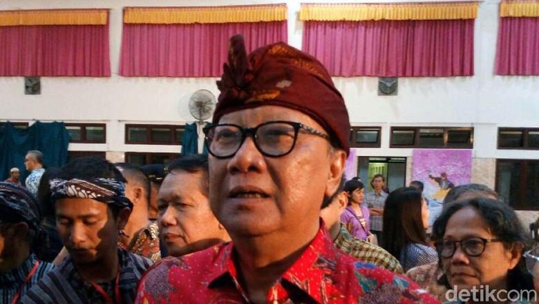 TGB Dukung Jokowi 2 Periode, Ini Kata Tjahjo