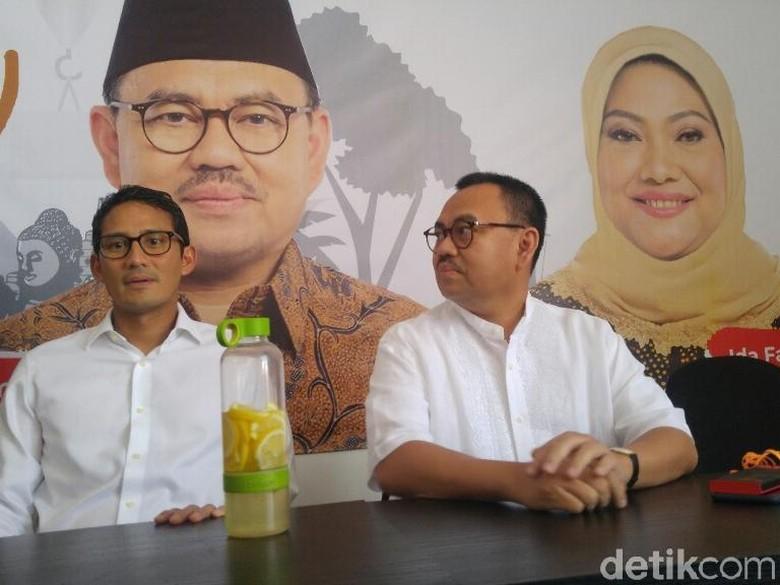 Pasangan Sudirman-Ida akan Mengadopsi Program OK OCE untuk Jateng
