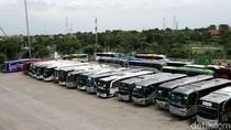Sopir Bus cs Terancam Telat Dapat THR karena Tak Angkut Penumpang