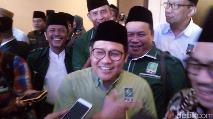 Ketua Umum PKB Muhaimin Iskandar (Foto: Eko Susanto/detikcom)