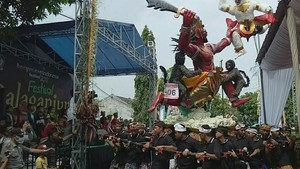 Kerukunan Umat Beragama di Festival Balaganjur Banyuwangi