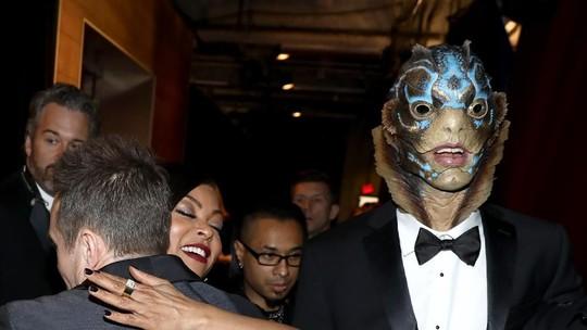 Ini Kejadian di Belakang Panggung Oscar 2018