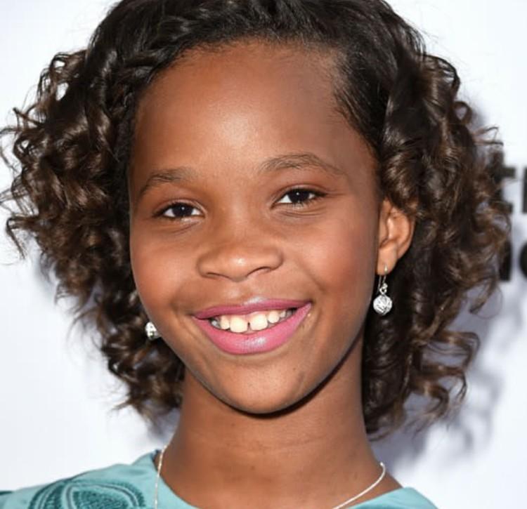 Berkat penampilan memukaunya di Beasts of the Southern Wild, Quvenzhane Wallis masuk nominasi Oscar di usia 9 tahun. Wow! (Foto: Instagram @officialbck)