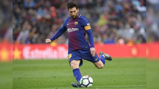 Lionel Messi akui pernah salah dalam pola dan diet makan ketika masih 22 tahun. (