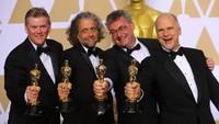 Blade Runner 2049 juga berhasil membawa duakategori di Oscar tahun ini.REUTERS/Mike Blake.