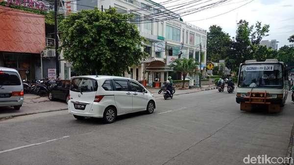 Sebelum Ada Penyerangan Geng Motor, Anggota Brimob Ditusuk di Kemang