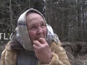 Tumor Otaknya Sembuh, Nenek Ini Mengaku Hanya Makan Pasir