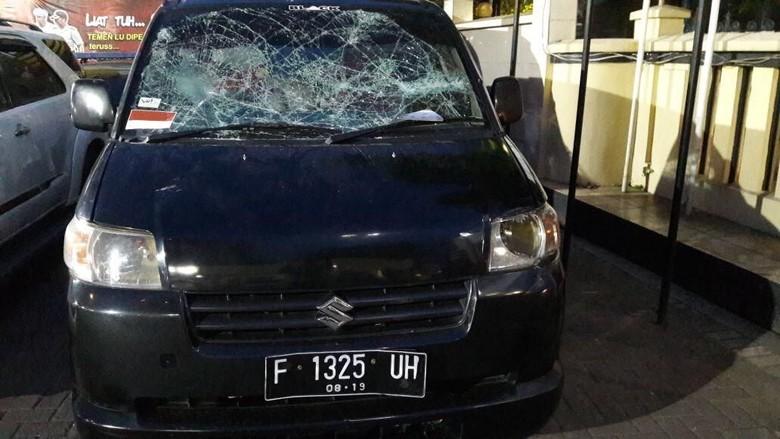 Sekap Korban, Perampok di Jakpus yang Dihakimi Warga Mengaku Polisi