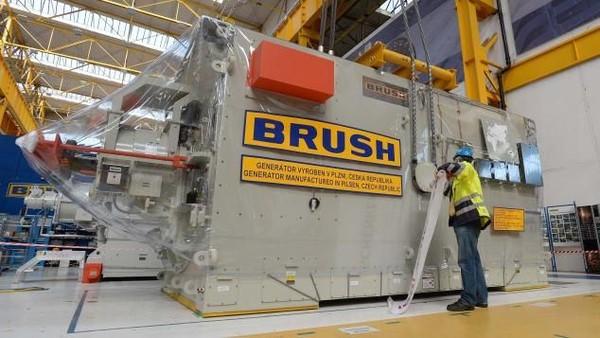 Pesawat ini digunakan untuk mengangkut kargo dalam ukuran besar ke seluruh dunia, misalnya generator seberat 117 ton yang diangkutnya dari Praha (CNN Travel)