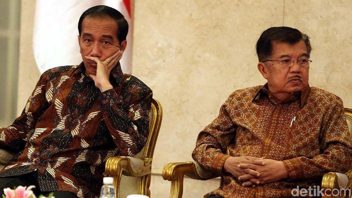 Presiden Jokowi dan Wapres JK/Foto: Rengga Sancaya