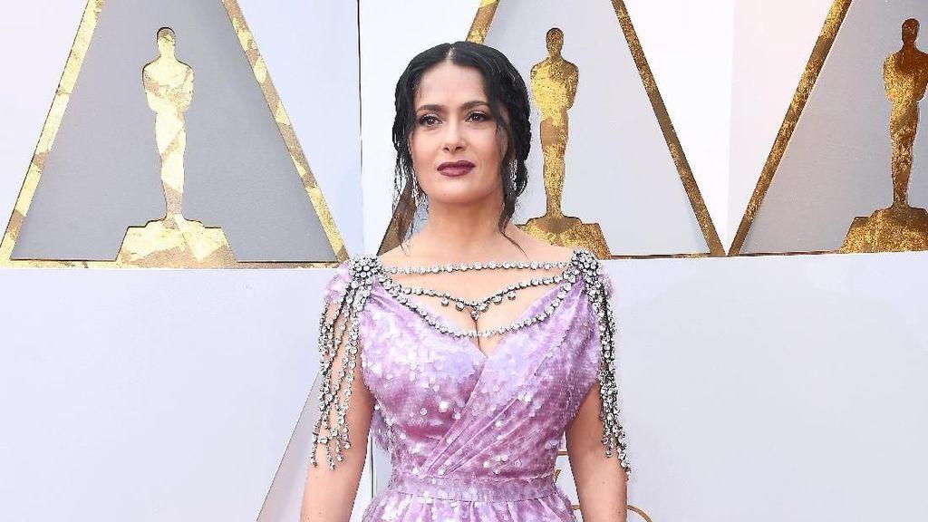 Selain Angelina Jolie, Salma Hayek Gabung di Marvel Bintangi The Eternals