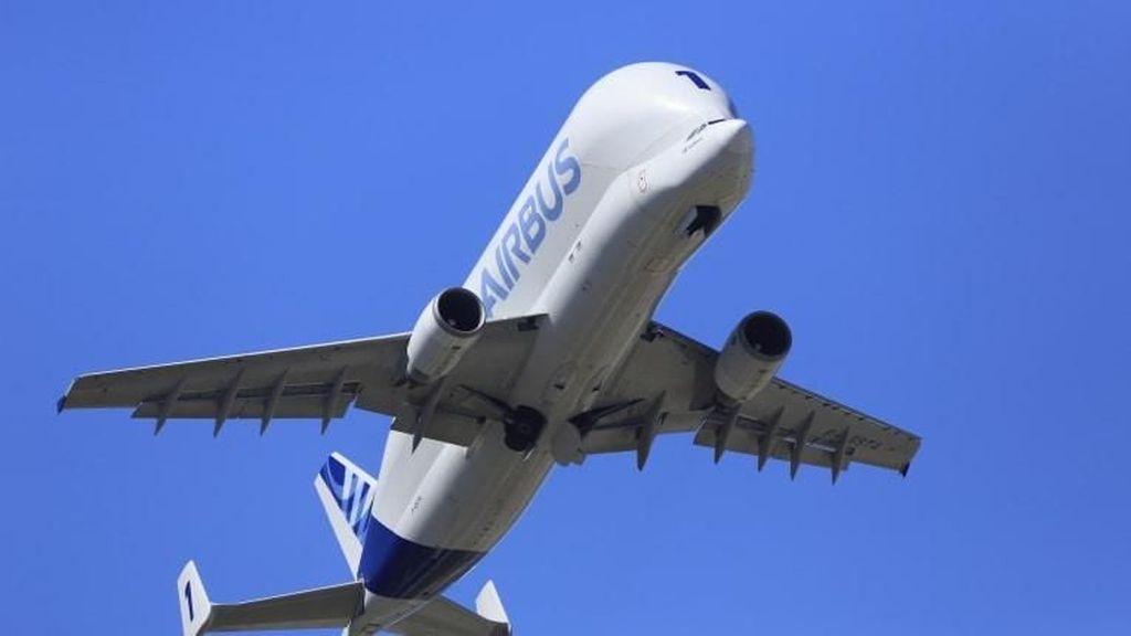 Drop! Airbus Catat Penjualan Pesawat Terendah dalam 16 Tahun