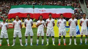 Diembargo AS, Pemain Iran Tak Dipasok Sepatu Nike di Piala Dunia 2018