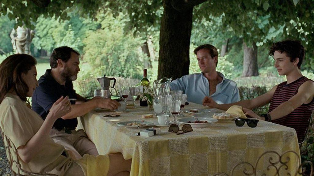 Ini 5 Adegan Bersama Makanan dari Nominasi Gambar Terbaik Piala Oscar