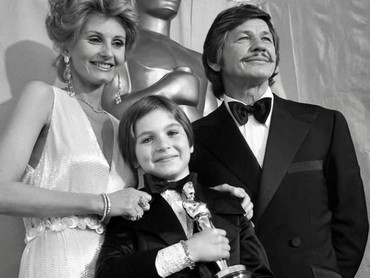 Pada tahun 1974, Tatum ONeal memenangkan piala Oscarnya berkat peran yang dilakoninya di film Papermoon. (Foto: Instagram @jaime.film.cinema)