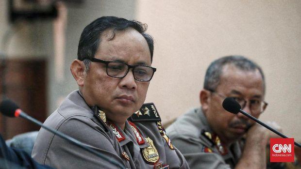 Kapolda Metro Jaya Irjen Gatot Eddy Pramono.