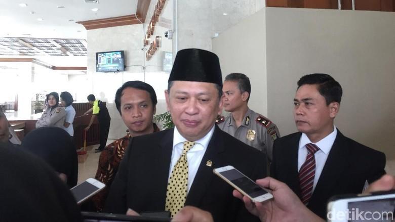Bamsoet Masih Berharap Jokowi Teken UU MD3