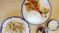 Fufufu: Makan Siang Mantap dengan Udang Telur Asin hingga Char Kwetiau