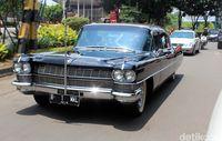 Cadillac Fleetwood Series 75 Limousine, mobil yang juga pernah dipakai Sukarno.