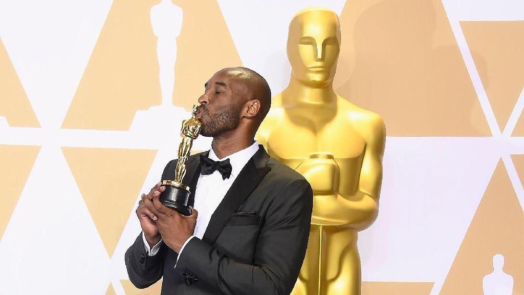 Menang Oscar Jadi Hal Istimewa untuk Kobe Bryant Sebelum Meninggal