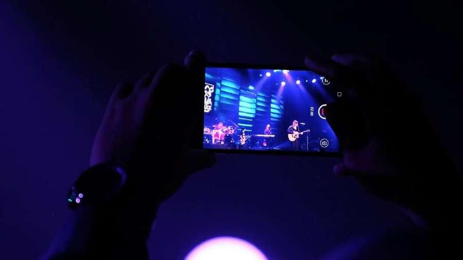 Petjah! Aksi Goo Goo Dolls di Panggung Special Show Java Jazz 2018