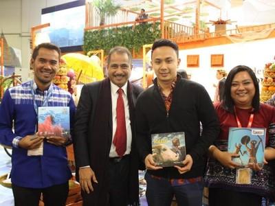 Indonesia Unjuk Gigi di Pameran Wisata Internasional