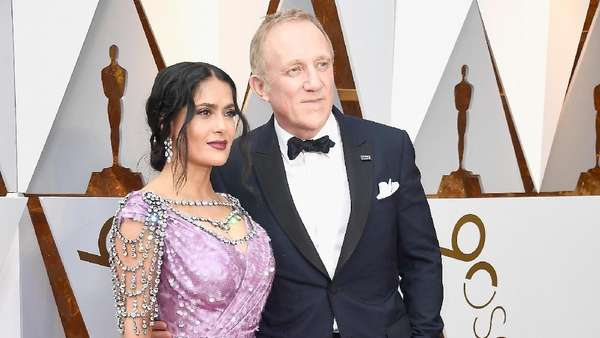 Penampilan Seleb Zaman Old di Red Carpet Oscar 2018