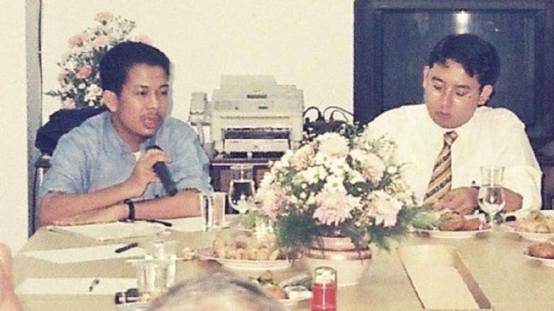Jejak Kompak Duo Fadli-Fahri Sejak 20 Tahun Lalu
