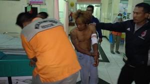 Polisi Amankan 4 Pelaku Pembunuhan Faizin yang Ber-jersey Persebaya
