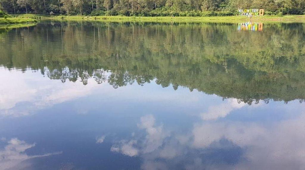 Yuk Jalan-jalan ke Sungai Citarum yang Dipuji Jokowi