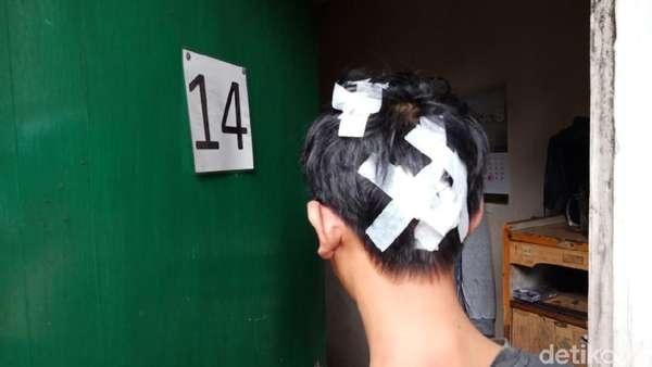 Video Serangan Kelompok Bermotor di Kemang, 5 Orang Terluka