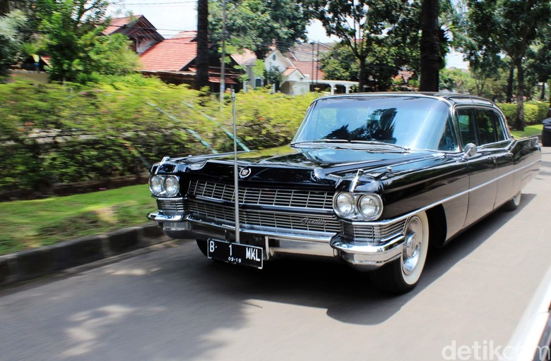 Mobil Dinas Terakhir Sukarno yang Pernah Dimiliki Probosutedjo. Foto: Rangga Rahadiansyah