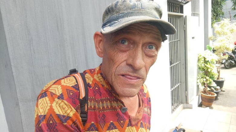 Ian Bule Luntang-lantung Ingin Berkelana ke Bali dan Manado