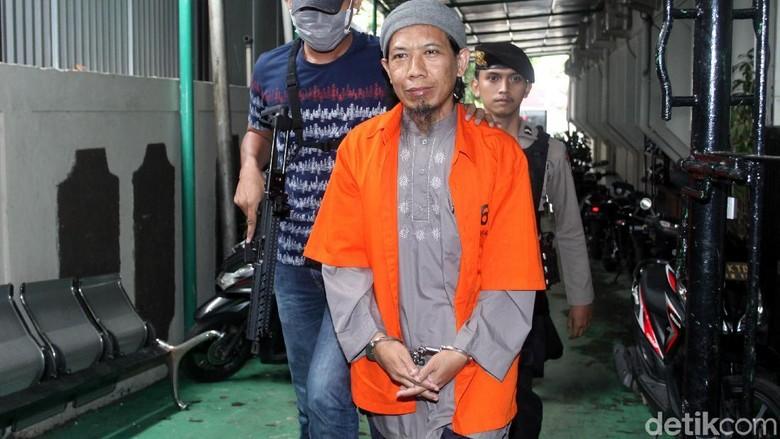 Aman Abdurrahman, Terdakwa Bom Thamrin yang Terkait ISIS