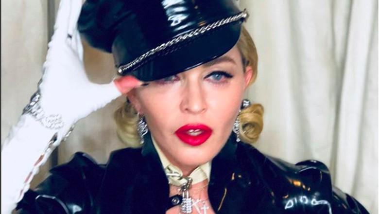 Madonna Posting Foto Bersama Michael Jackson saat Oscar 1991