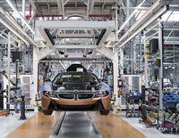 Produksi BMW i8 akan disetop mulai April 2020.