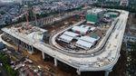 Penampakan LRT Jakarta yang Keretanya Siap Dikirim dari Korsel