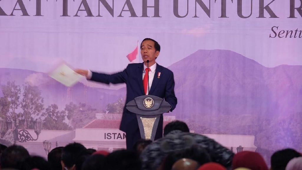 Jokowi Minta Izin Tenaga Kerja Asing Tak Berbelit-belit