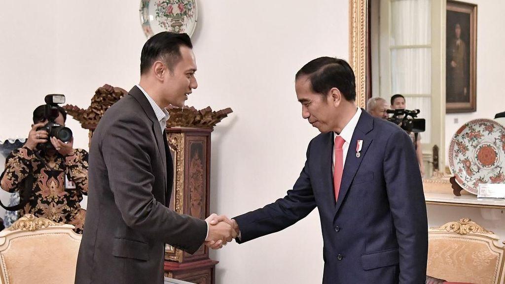 PDIP Jawab Roy Suryo Soal AHY Siap Jadi Menteri Asal Diminta Langsung Jokowi
