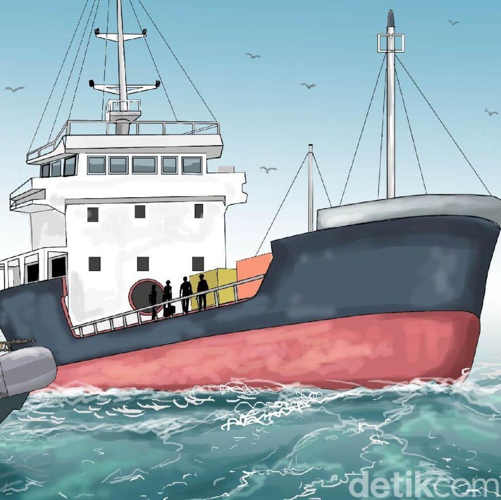Sebulan Belum Ditemukan, Kapal Minyak Sawit Hilang Misterius