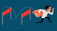 Pasar Keuangan RI Digoyang Corona, Ekonom: Peluang Krisis Besar