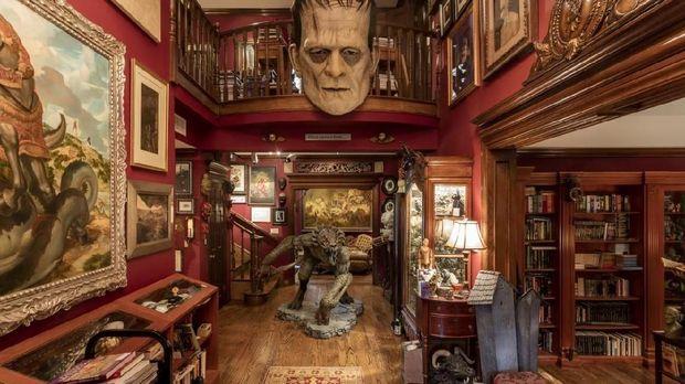 Seram! Rumah Monster Guillermo del Toro