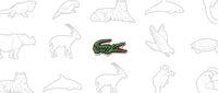 Logo buaya Lacoste didesain ulang demi selamatkan spesies yang terancam punah.