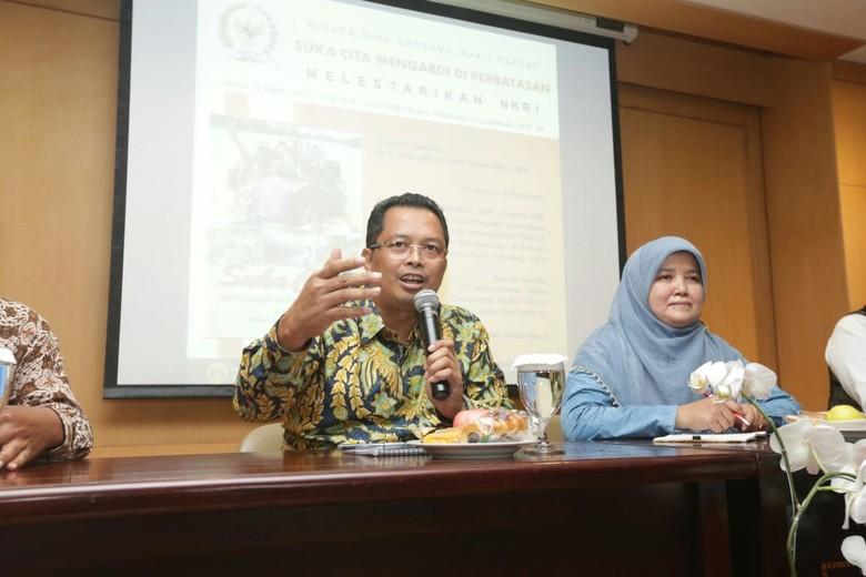 MPR Dorong Daerah Perbatasan Dibangun Kawasan Ekonomi Khusus