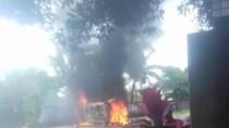 Mobil BPKP Menabrak dan Meledak, Ini Nama 3 Orang yang Meninggal