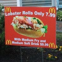 Gerai McD Termewah Ini Tempati <i>Mansion</i> dengan Suguhan <i>Lobster Roll</i>