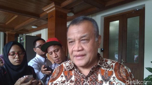 Duta Besar Indonesia untuk Myanmar Iza Fadri.