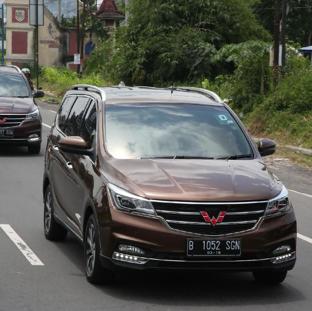 Diuji Tabrak, Mobil China Rival Innova Ini Dapat Lima Bintang
