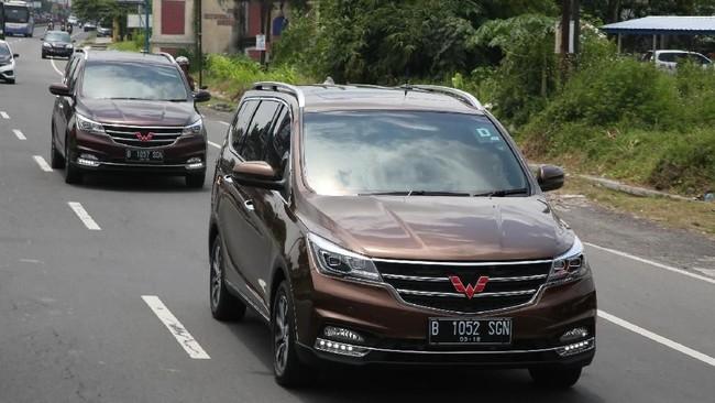 Test Drive Wuling Cortez (Foto: Dok. Wuling)